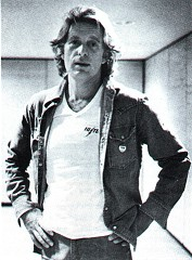 Chris Blackwell in Island's heydays in the 1970s